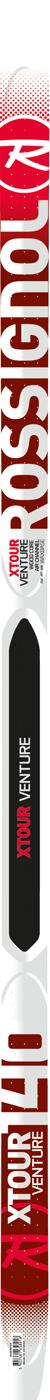 Běžky Rossignol XT-Venture Jr Waxless 16/17 Velikost: 090