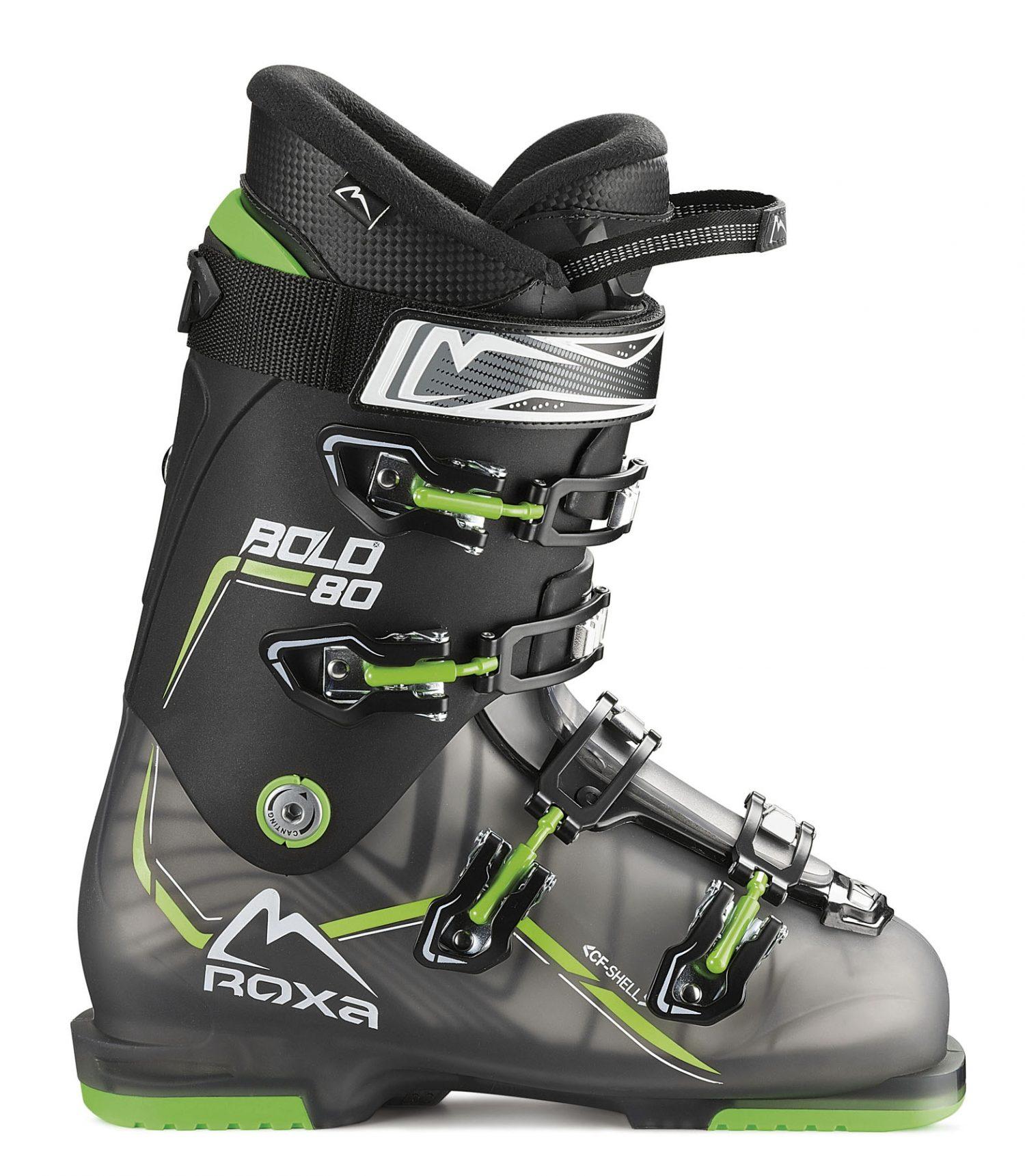 Roxa Bold 80 black/green Velikost: 24,5