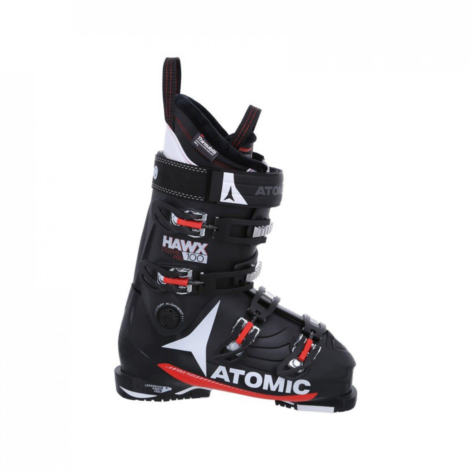 Atomic Hawx Prime Pro 100 17/18 Velikost bot: 30/30,5