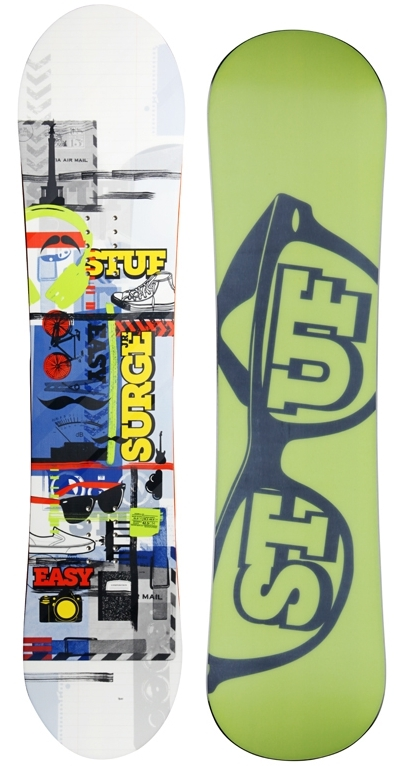Snb Stuf Surge jr. 120cm Délka: 100cm
