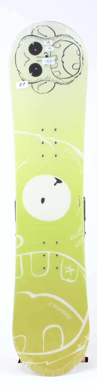Snb Monkey jr. green 110cm Délka: 110