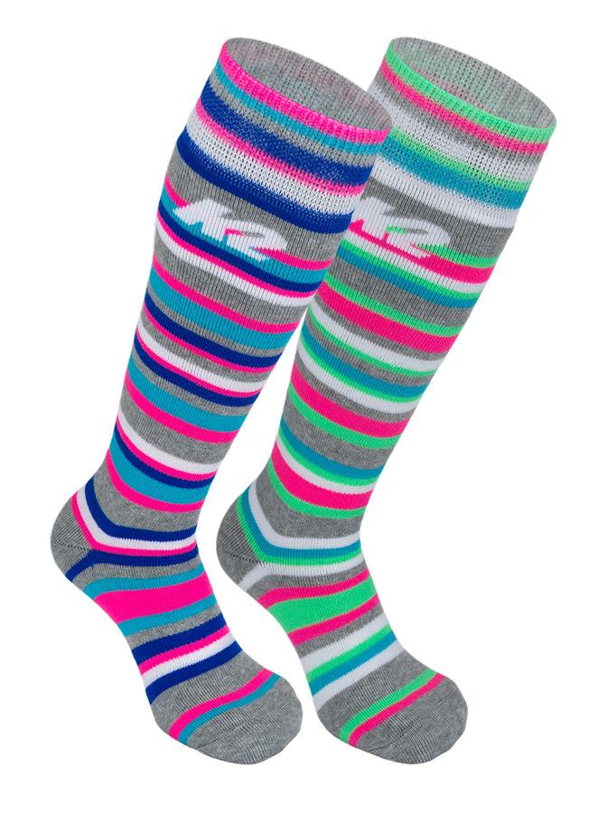 Dětské lyžařské ponožky K2 Velikost: 27-30