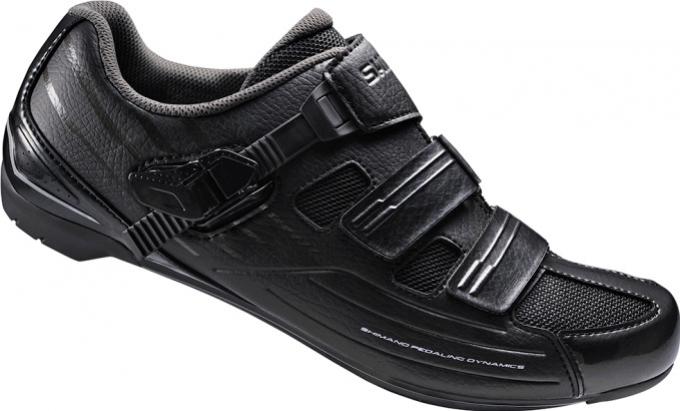 Shimano-obuv boty Shimano RP3 černé Velikost: 41