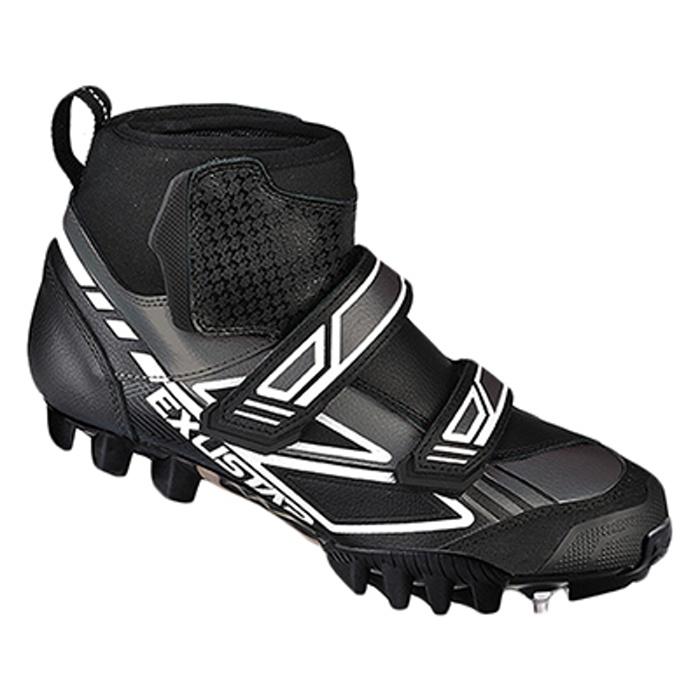 boty MTB EXUSTAR SM3103 zimní černo/bílé Velikost: 42