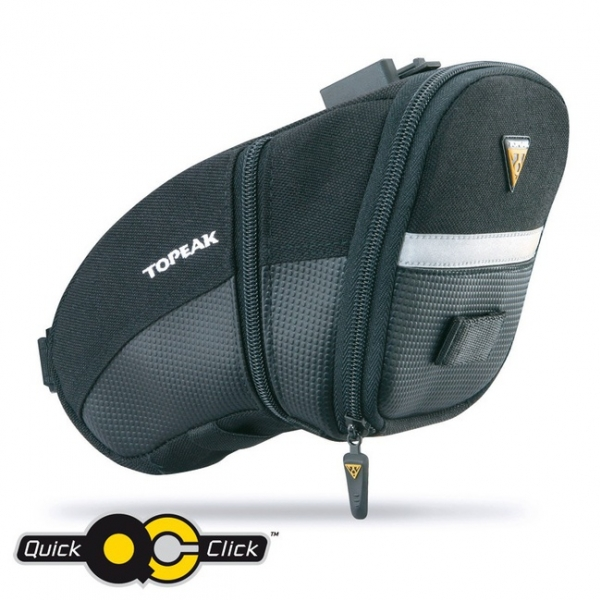 brašna TOPEAK Aero Wedge Pack Large QuickClick