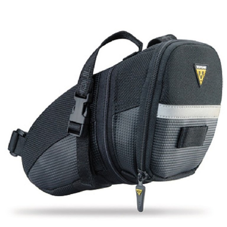 Levně brašna TOPEAK Aero Wedge Pack Large pásky