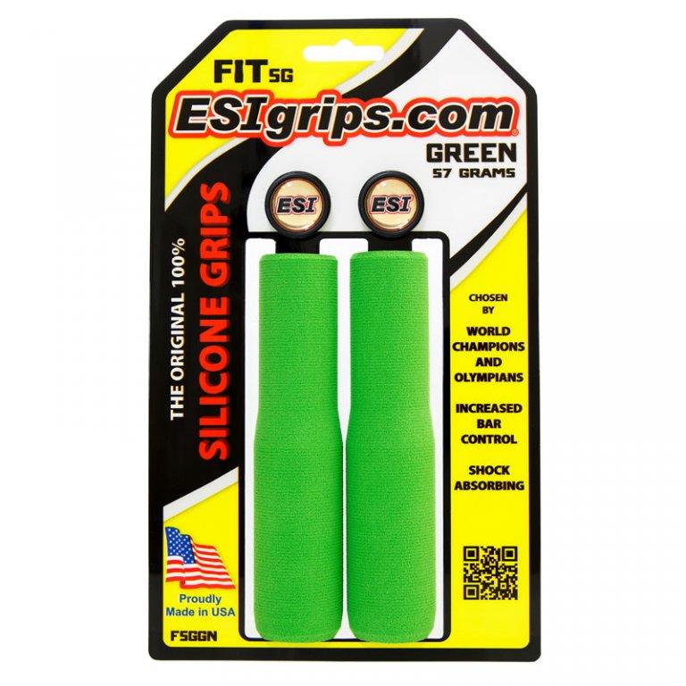 gripy ESI FIT SG zelené