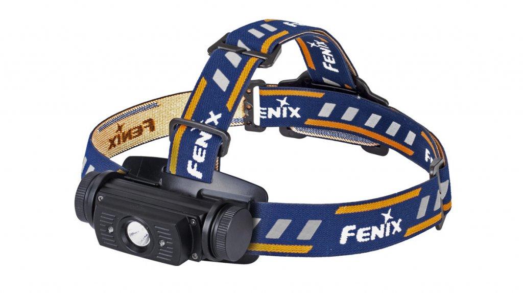 čelovka Fenix HL60R nabíjecí černá