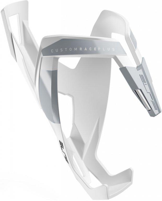 Levně košík ELITE Custom Race Plus Skin, bílo-šedý graphic