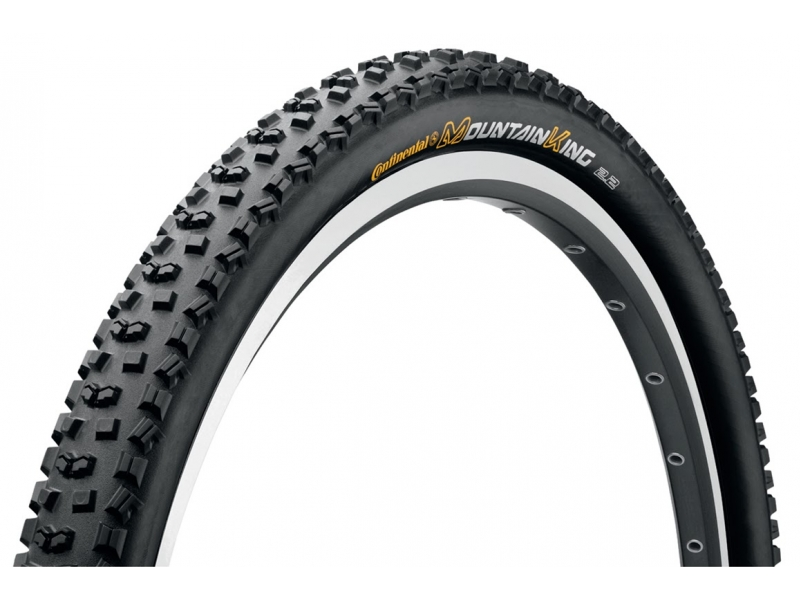 "plášť Continental Mountain King Race Sport 27.5""x2.2/55-584 kevlar"
