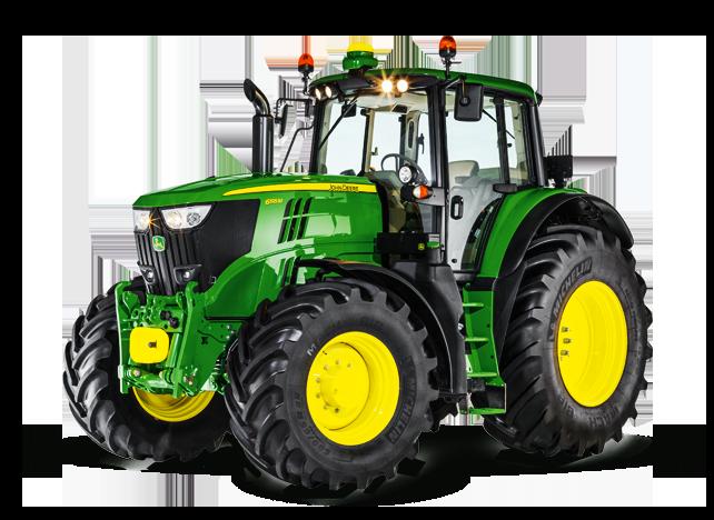 Pneumatiky pro lesní traktory