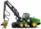 Pneumatiky pro harvestory, vyvážečky a lesní soupravy