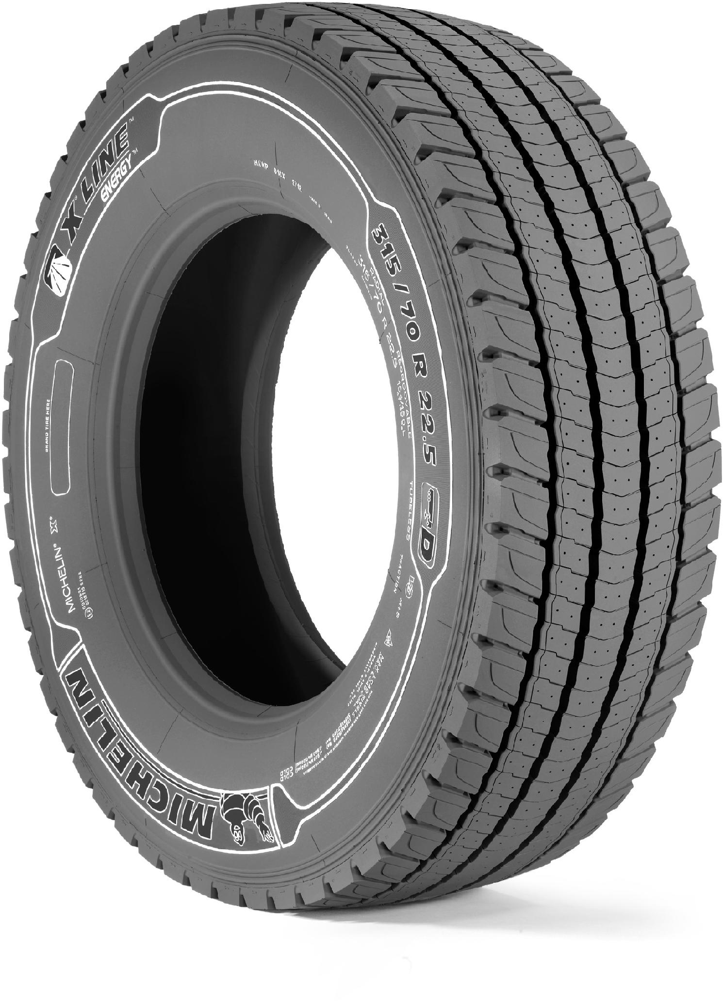 Michelin X Line Energy D 315/70 R22,5 154 L M+S