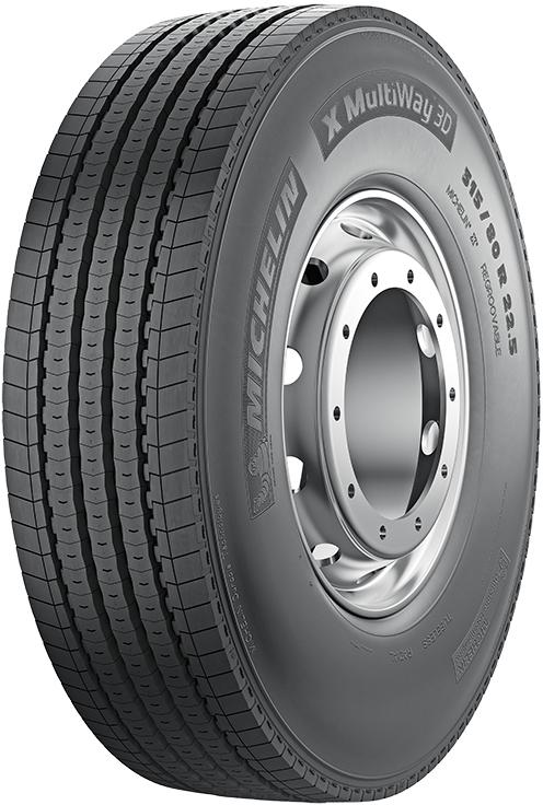 Michelin X Multiway 3D XZE 295/80 R22,5 152/148 M TL M+S