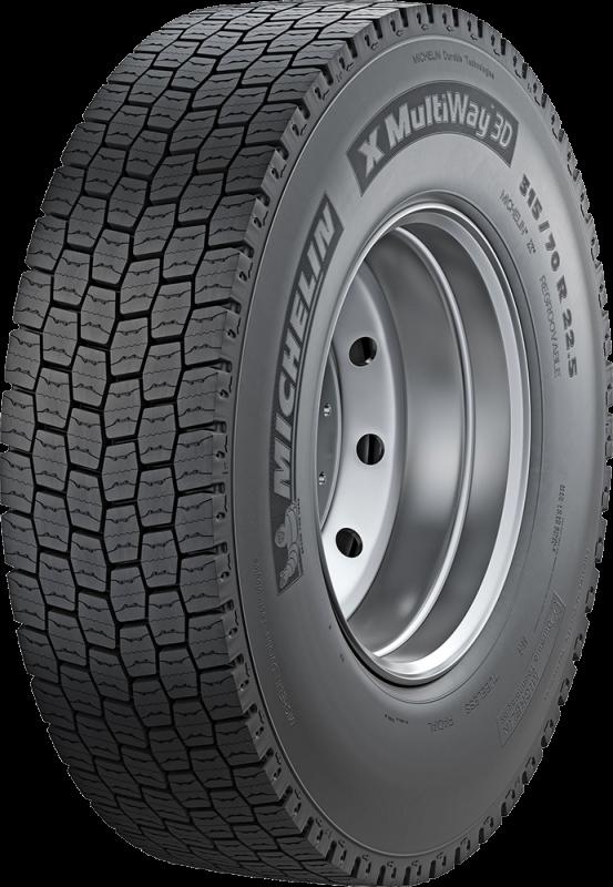Michelin X Multiway 3D XDE 295/80 R22,5 152/148 L TL M+S
