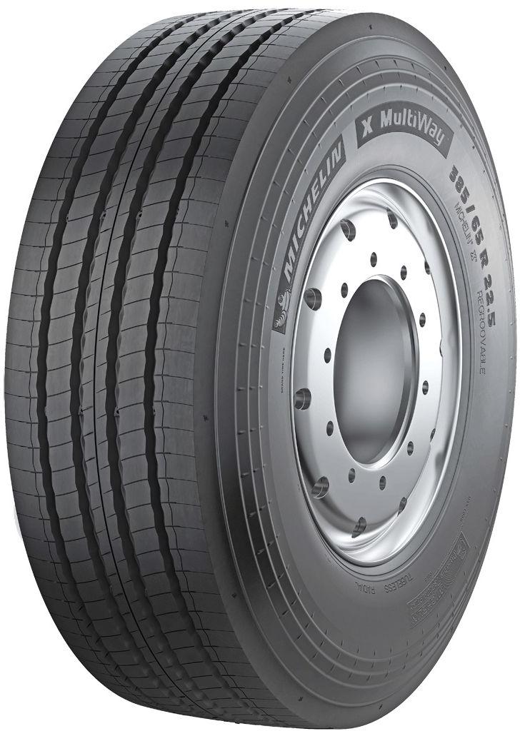 Michelin X Multiway HD XZE 385/65 R22,5 158 L TL