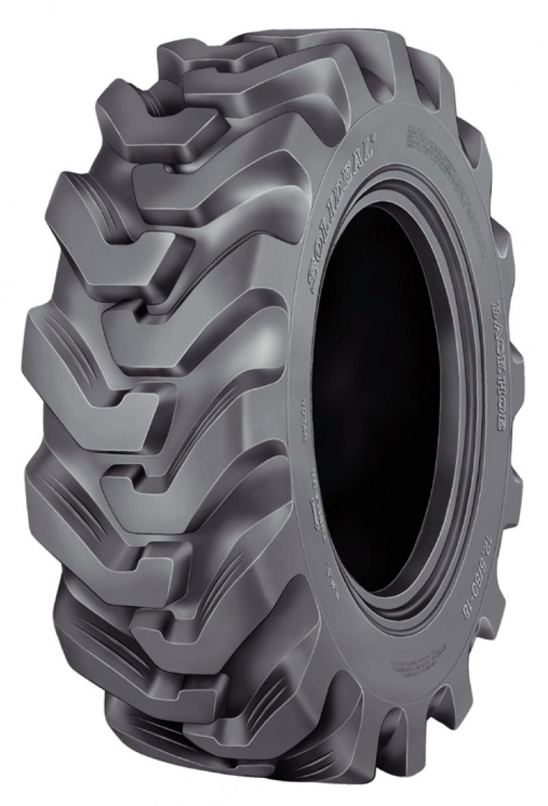 Solideal Backhoe R4 16,9 - 30 TL 14PR