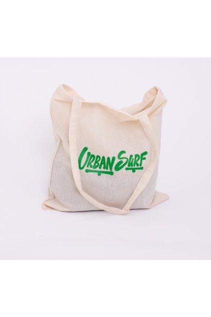 Organická bavlněná taška