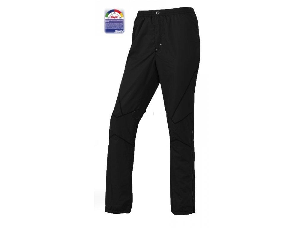 Dámské lyžařské kalhoty Swix Touring 22656 - černé (Velikost S)