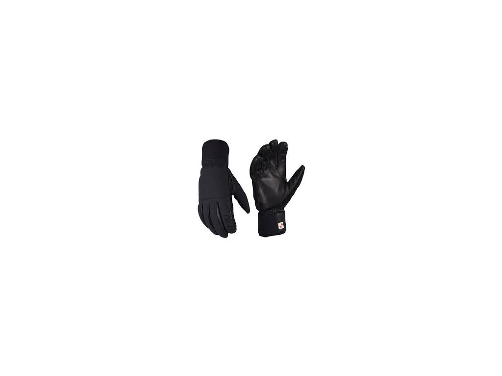 Poc Nail color uranium black (Velikost 9, Barva Black)