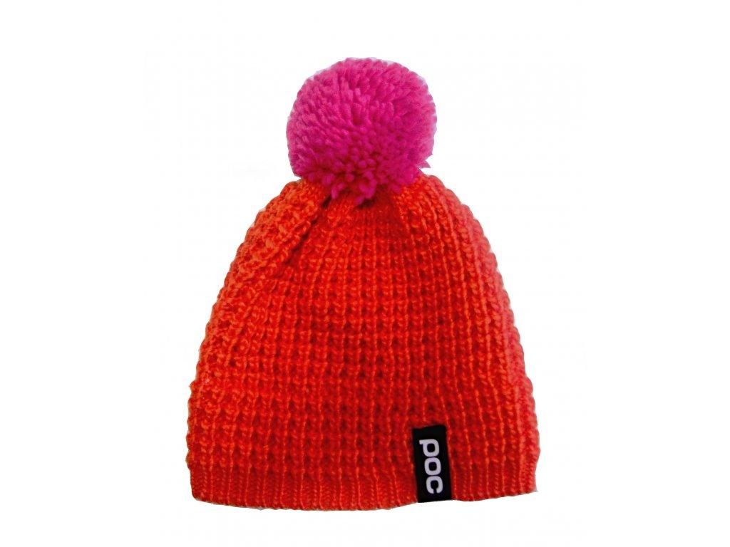 1431 1 poc color beanie corp orange xenon pink