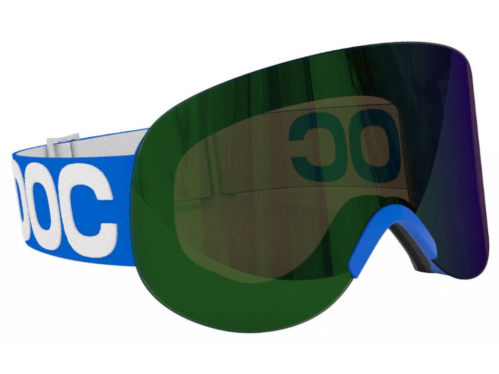 1471 poc lid terbium blue bronze lens green mirror