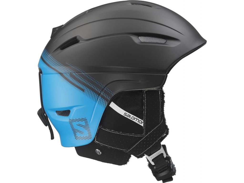 Salomon Ranger 4D C. AIR Black/Blue 15/16 (Velikost 59-62 cm)