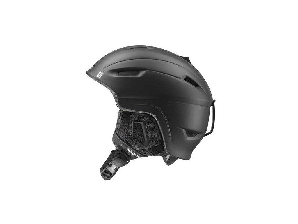 Salomon Ranger Black Matt (Velikost 59-62 cm)