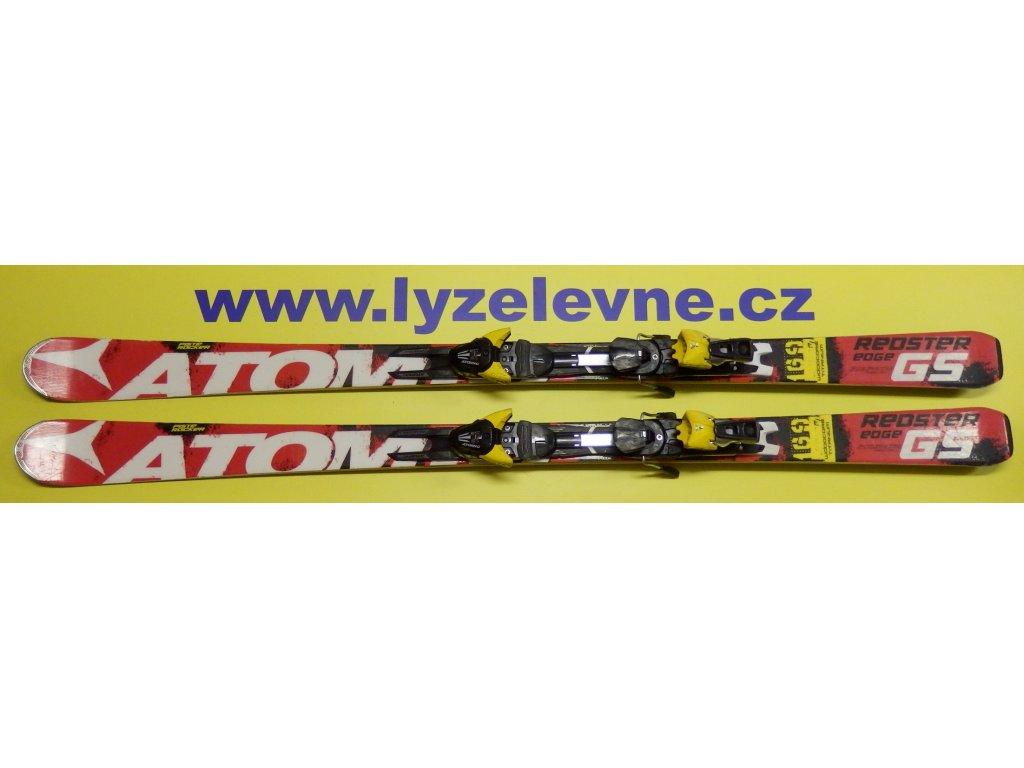 Atomic Redster Edge GS 12/13 +Vázání xto 12 - Použité (Délka holí 183)