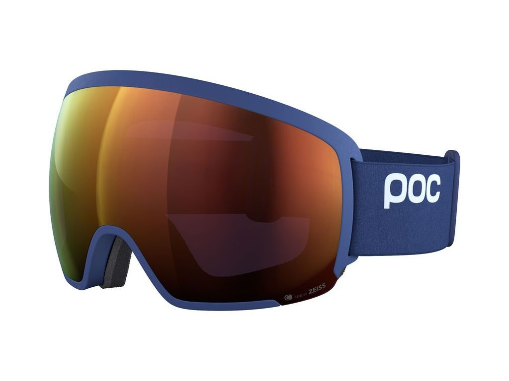 poc w20 40700 lead blue lens spektris orange