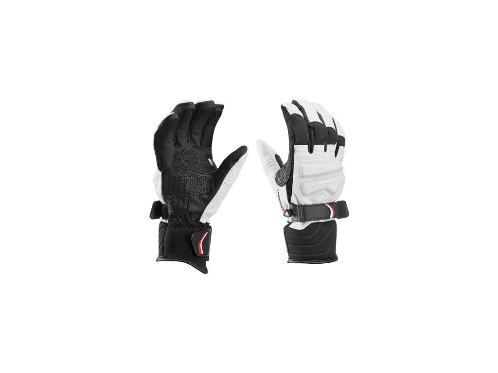 Leki Griffin Pro S 63480453 White/Black (Velikost 9,5, Barva Black/White)
