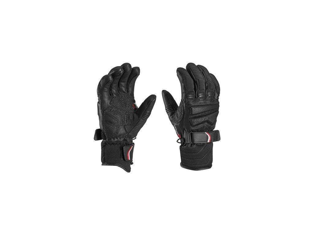 Leki Griffin Pro S Black 63480463 15/16 (Velikost 9, Barva Black)