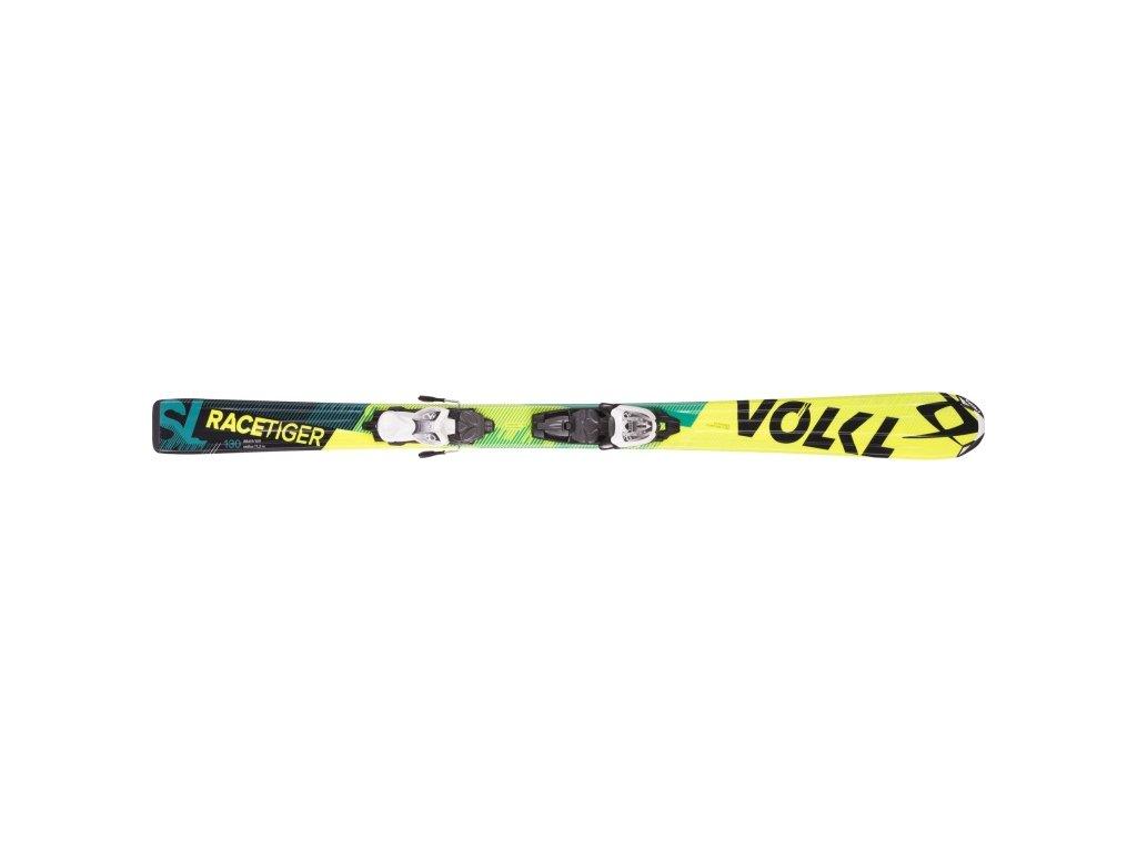 Volkl Junior Racetiger Yellow + 3Motion 4.5 JR - 15/16 (Délka 130)