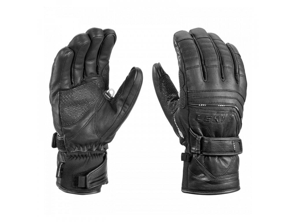 Leky Aspen / Fuse S MF Touch Black 63482103 16/17 (Velikost 9,5, Barva Black)