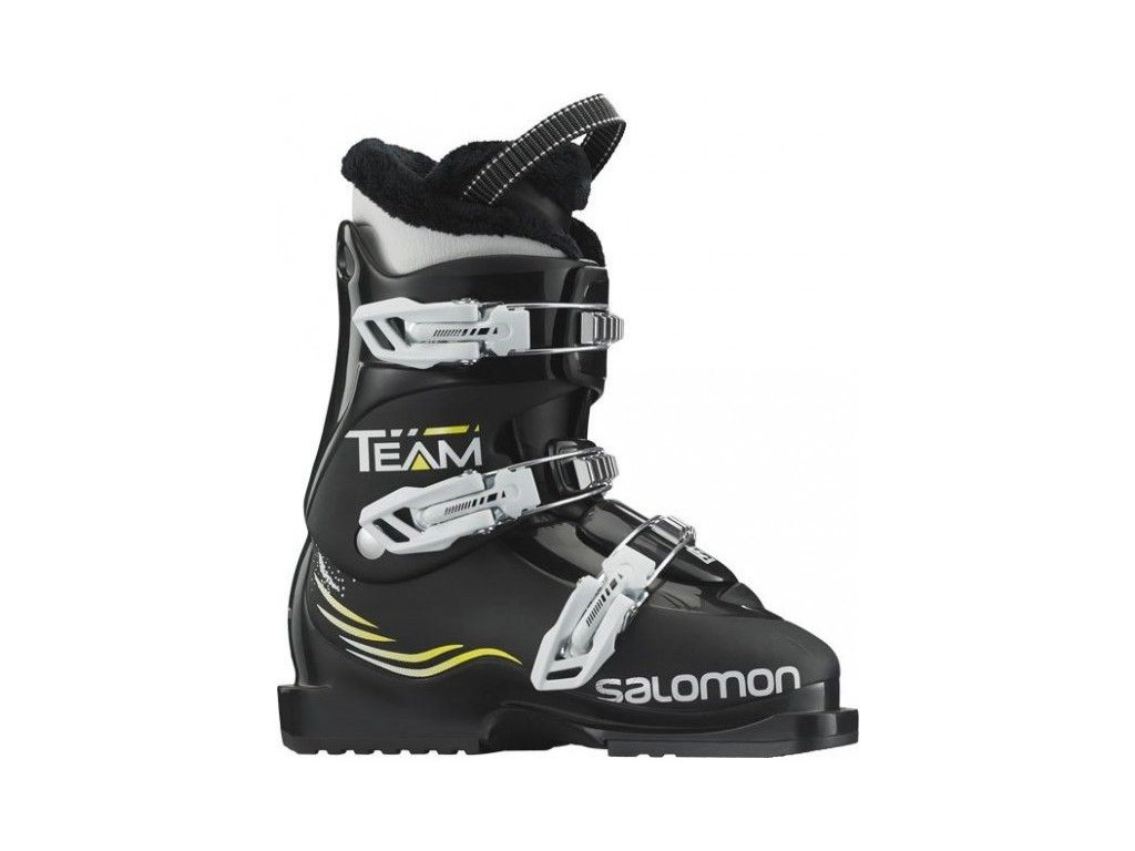 Salomon TEAM T3 BLACK / BLACK 15/16 (Velikost 36 1/2)