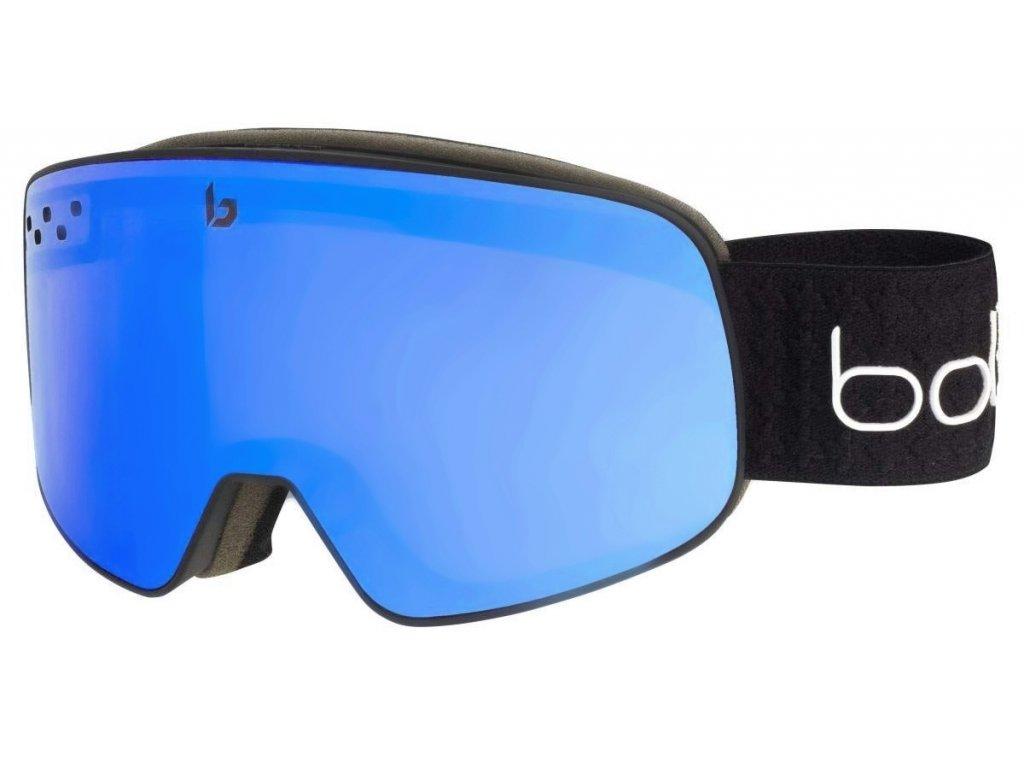 22070 bolle nevada skibrille schwarz 22070