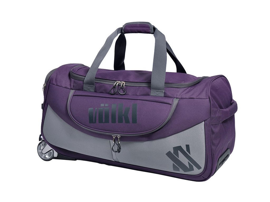 2271 volkl free sports wheel bag blackberry wax 13 14