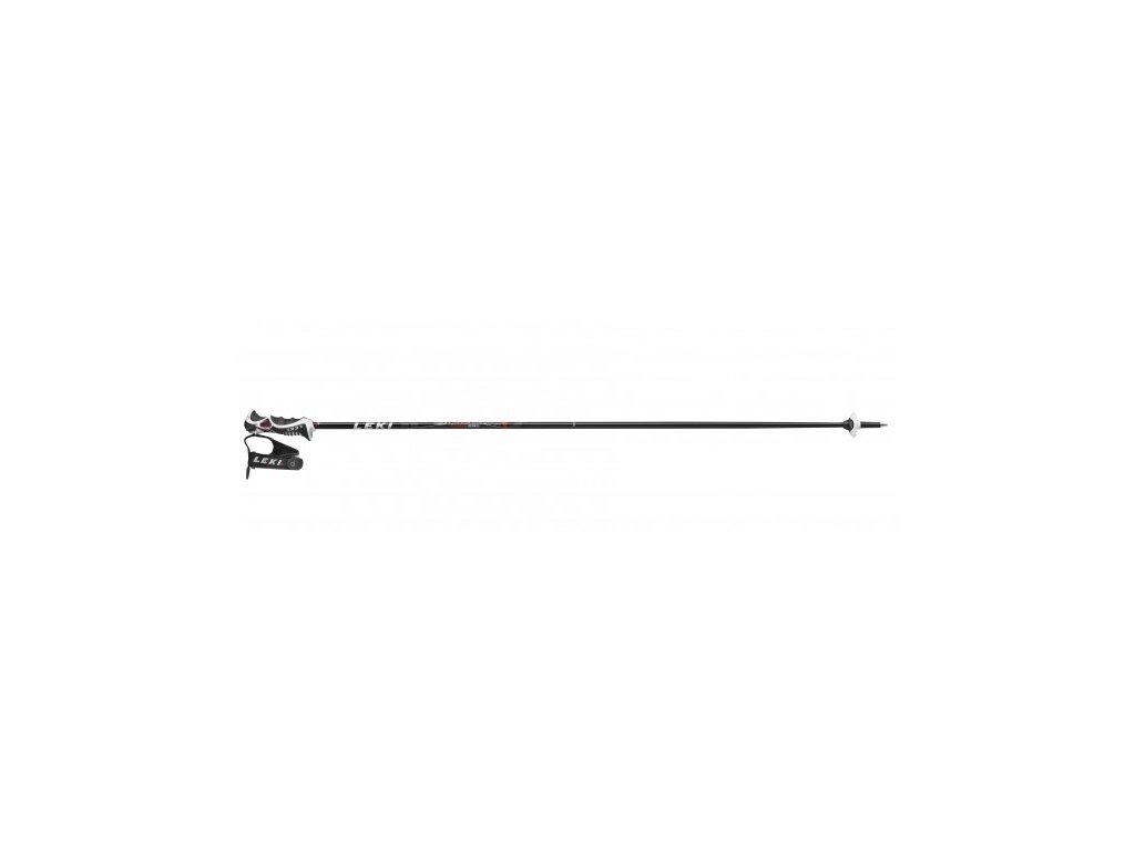 Leki Speed S Trigger S 6316795 13/14 (Délka holí 135, Délka černo/bílo/červená)