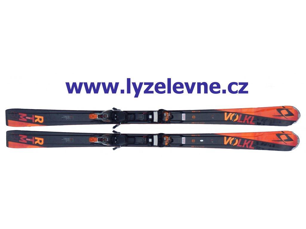 Volkl RTM 81 177cm + Marker Wide ride XL 12D 15/16 Testovací (Délka 177)