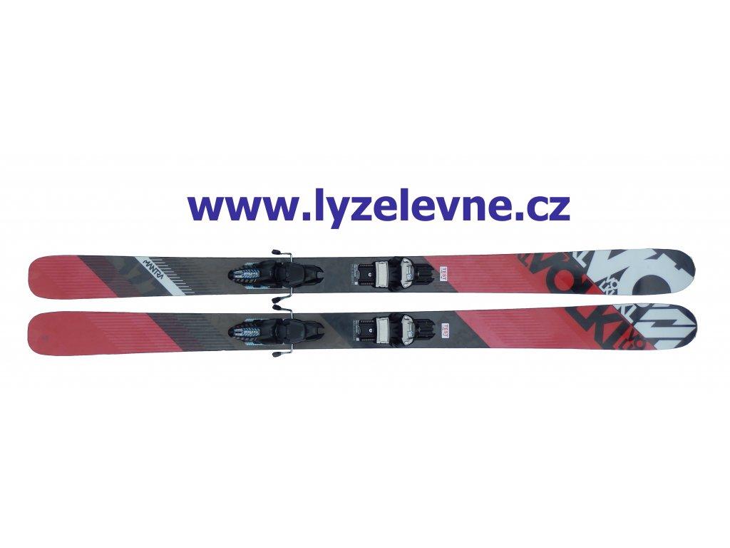 Volkl Mantra 177cm + Marker Griffon D 15/16 Testovací (Délka 177)