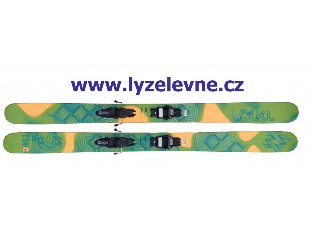 Volkl Two 189cm + Marker Jester Demo 15/16 Testovací (Délka 189)