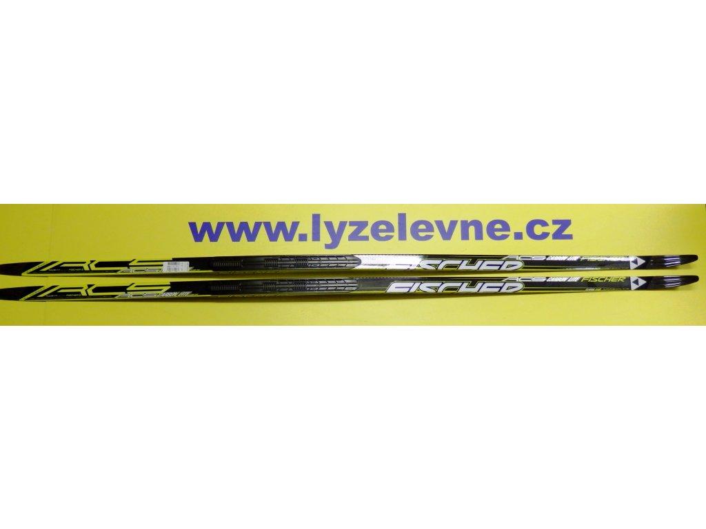Fischer rcs Carbon Lite Classic 2012 Nis 202 cm (Délka 202)