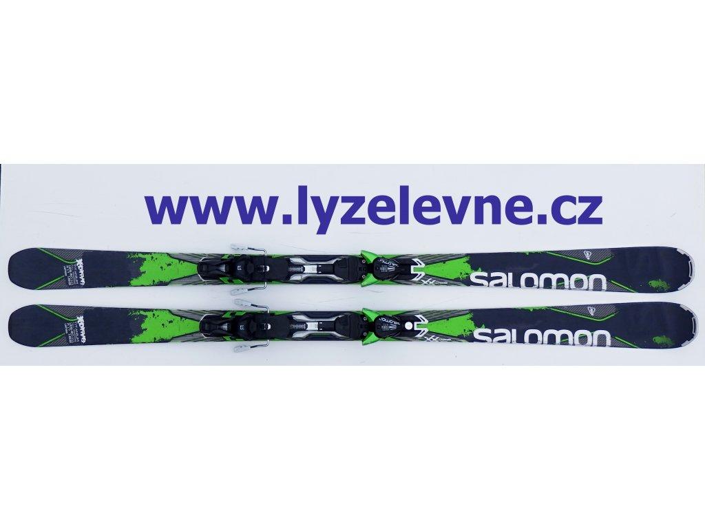 Salomon X-Drive 8.0 FS 14/15 +  XT12 - Použité (Délka 182)