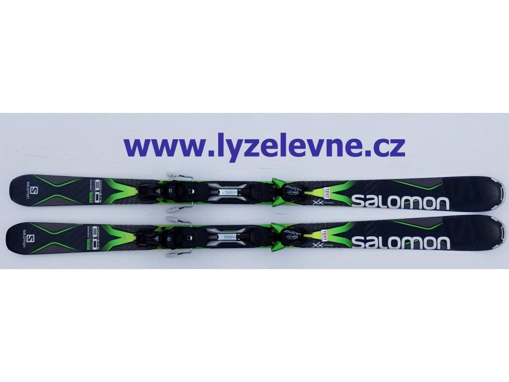 Salomon X-DRIVE 8.0 FS + XT 12 15/16 - Testovací (Délka 182)