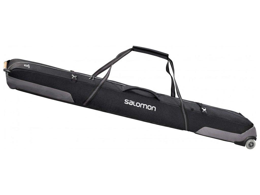 3016 3 salomon connect 2 pairs wheely skisleeve