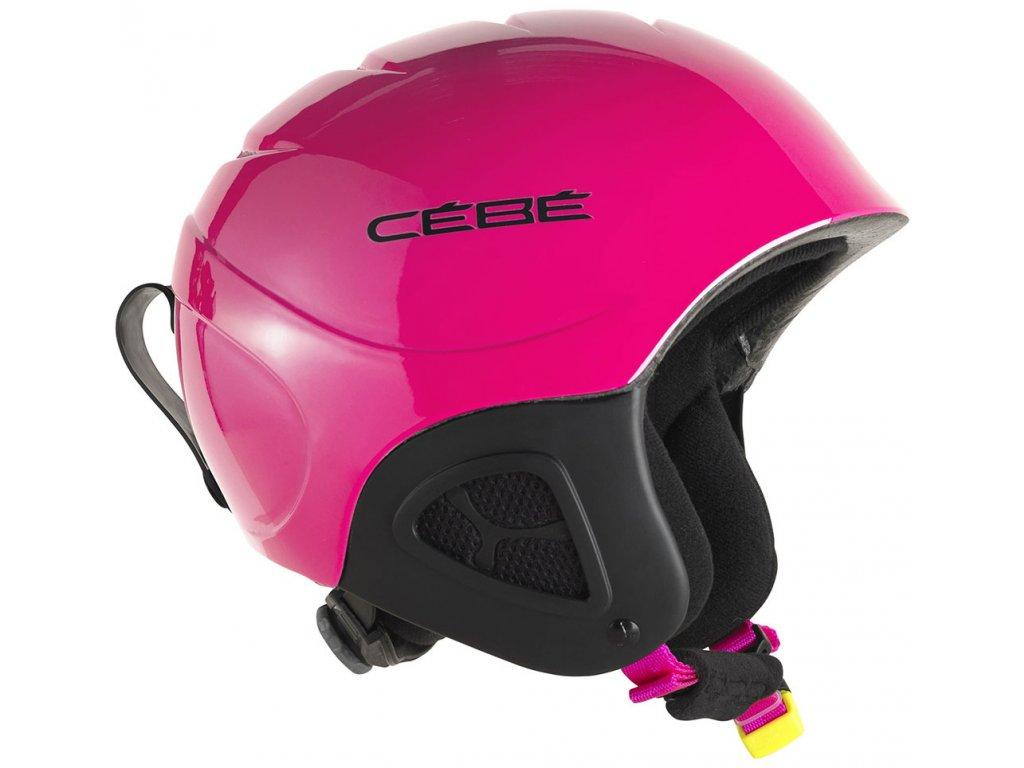 Cébé Pluma Junior Basics Pink 16/17 (Velikost 53-56 cm)