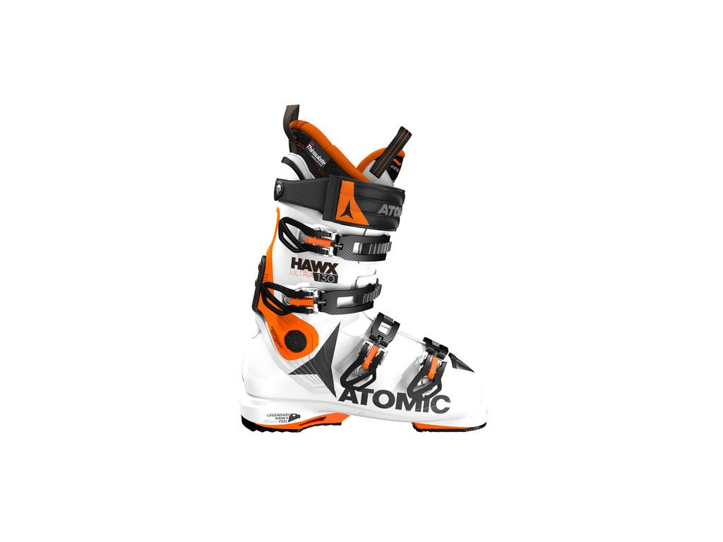 Atomic Hawx Ultra 130 White/Orange 16/17 (Velikost 46)