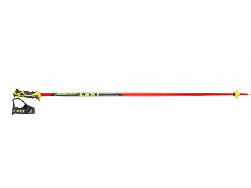 Leki WC Racing SL 6366748 16/17 (Délka holí 135)