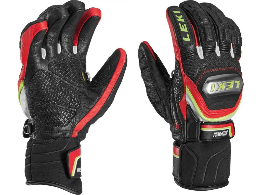worldcup race titanium s leki lyzarske rukavice 33177 1