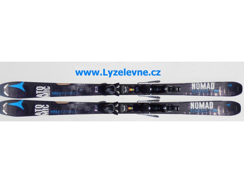 Atomic Nomad Blackeye Ti + Z12 14/15 - Testovací (Délka 181)